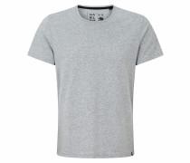 T-Shirt graumeliert