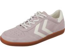 Sneakers 'Victory' cognac / altrosa / weiß