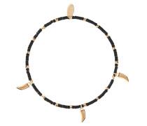 Armband 'Seedbead Tusk' gold