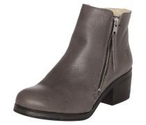Ankle Boots 'Lotte' grau