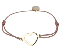 Armband 'True Love' gold
