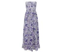 Kleid aubergine / flieder