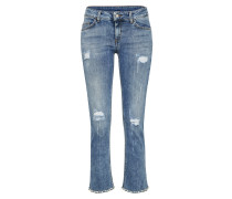 Jeans 'b.up fly reg.w.' blue denim