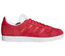 Gazelle Sneaker rot