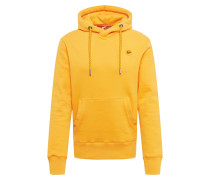 Sweatshirt 'collective Hood' goldgelb