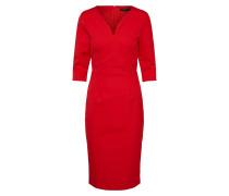 Kleid 'letizia' rot