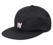 Baseball-Cap rosa / schwarz