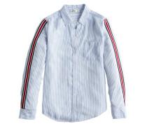 Bluse 'bts18-Int'l Drop Shoulder W Taping'