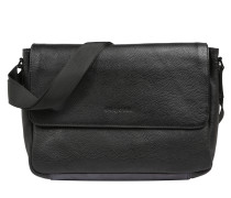 Messenger Bag 'citta' schwarz