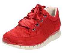 Sneaker feuerrot