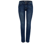 Slim Fit Jeans 'Sisse Reg' blue denim