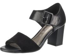 Sandaletten 'Letizia' schwarz