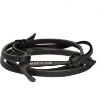 Wickelarmband schwarz