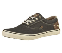 Sneaker beige / braun / basaltgrau