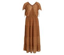 Kleid braun / mischfarben