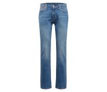 Jeans '527 Slim Boot Cut' blue denim