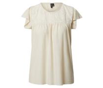 Shirt 'vmbrielle Capsleeve EMB TOP Sb5'