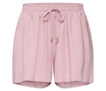 Shorts 'Palm' rosa