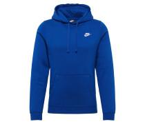 Sweatshirt 'PO FLC Club' blau