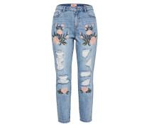 Loosefit Jeans 'onlTONNI' blue denim