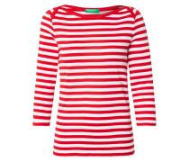 Shirt rot / weiß
