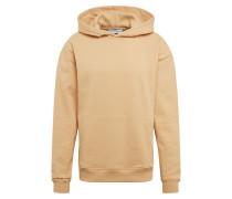 Sweatshirt 'Layered Cuff Hoodie'