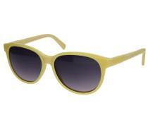 Sonnenbrille gelb