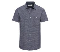 Hemd 'striped shirt' blau