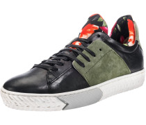Garage Sneakers Low schwarz
