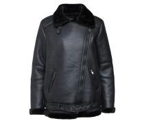 Jacke schwarz