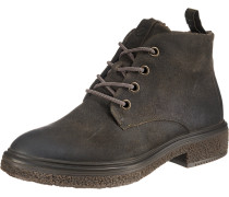 Ankle Boots 'Crepetray Hybrid' braun