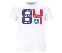 T-shirt ' Salenko ' weiß