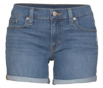 Shorts 'Capri' blue denim
