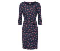 Kleid 'Oleah' marine / mischfarben