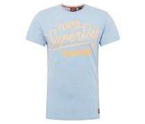 Shirt 'Ticket Type Pastel' blau