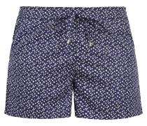 Shorts 'Amal' navy / rosa / weiß