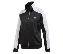 Jacke schwarz / weiß