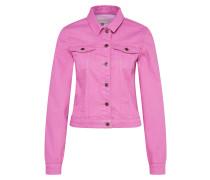 Jeansjacke pink
