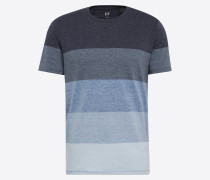 T-Shirt 'bold Stripe' navy