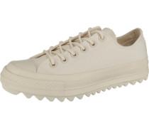 Sneakers naturweiß