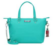 Handtasche 'Colorama Gela' türkis