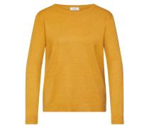 Pullover 'marco' goldgelb