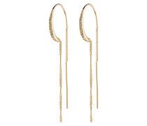 Schmuck 'Earrings Fire' gold