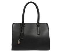Handtasche 'kaufhold' schwarz