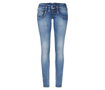 Jeans 'Pitch' Slim Fit Jeans blau