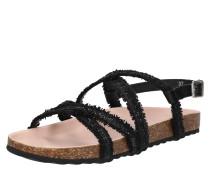 Sandale 'Lisa' schwarz