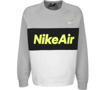Sweater ' Air ' grau