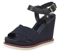Wedge-Sandalette 'sporty Stretch Corporate'