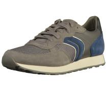Sneaker dunkelblau / greige