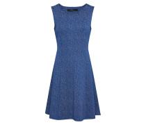 Kleid 'dot' blau